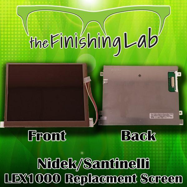 LEX1000 Screen